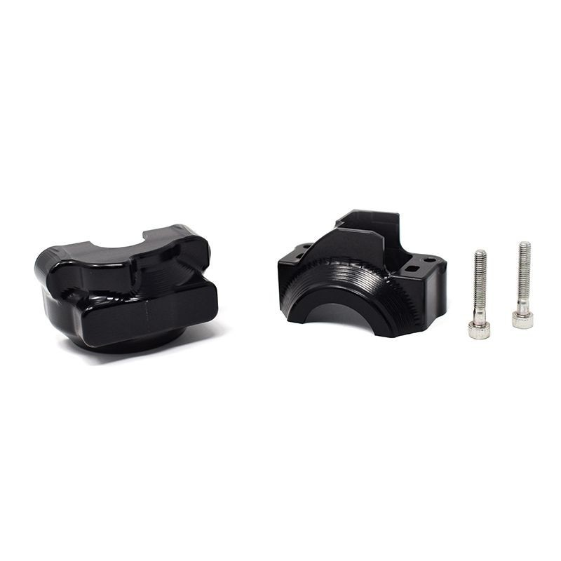 Cover throttle twist grip for Ducati
