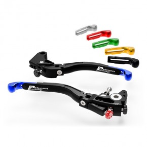 Brake/Clutch levers Ultimate double adjustment for Yamaha YZF-R1/R6 (L13)