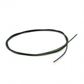 Cavo unipolare 0,35 mm temperatura 105°C colore nero-verde lunghezza 1000mm