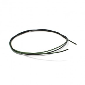 Cavo unipolare 0,5 mm temperatura 105°C colore nero-verde lunghezza 1000mm