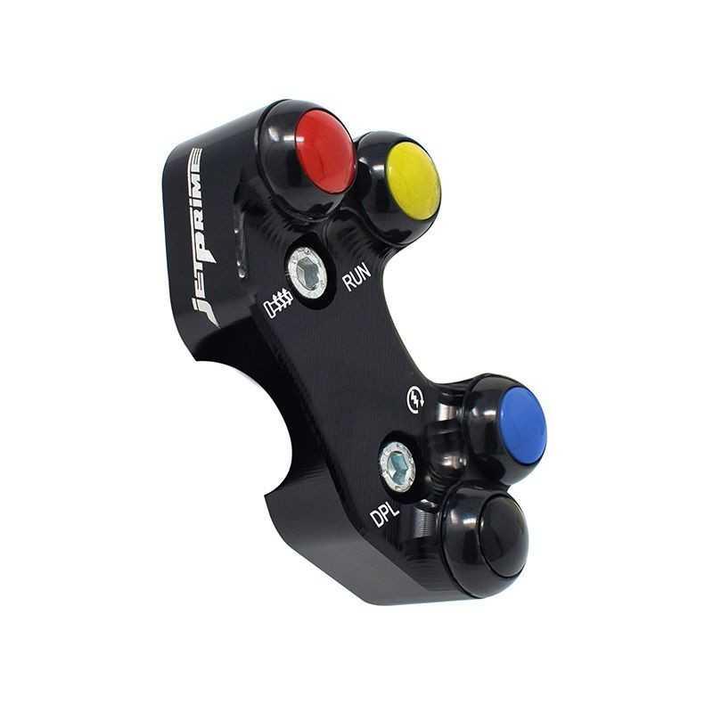 Right handlebar switch for Ducati Streetfighter V4 (Standard master cylinder)