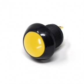 P9 button normally open for Jetprime handlebar switch (yellow)
