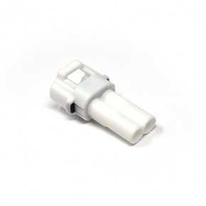 Connettore porta maschio 2 vie per pulsantiere Jetprime