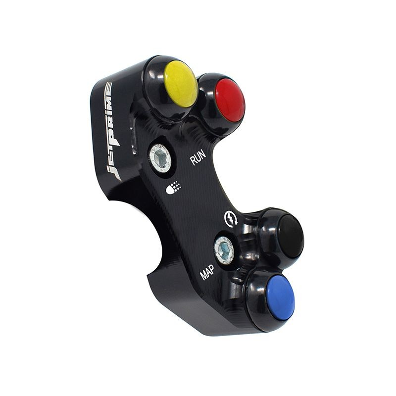 Right handlebar switch for Aprilia RS 660 (Master cylinder Brembo racing)
