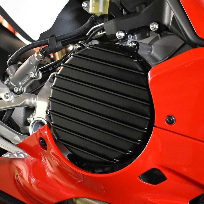 Carter frizione per Ducati Panigale V2 (Nero)