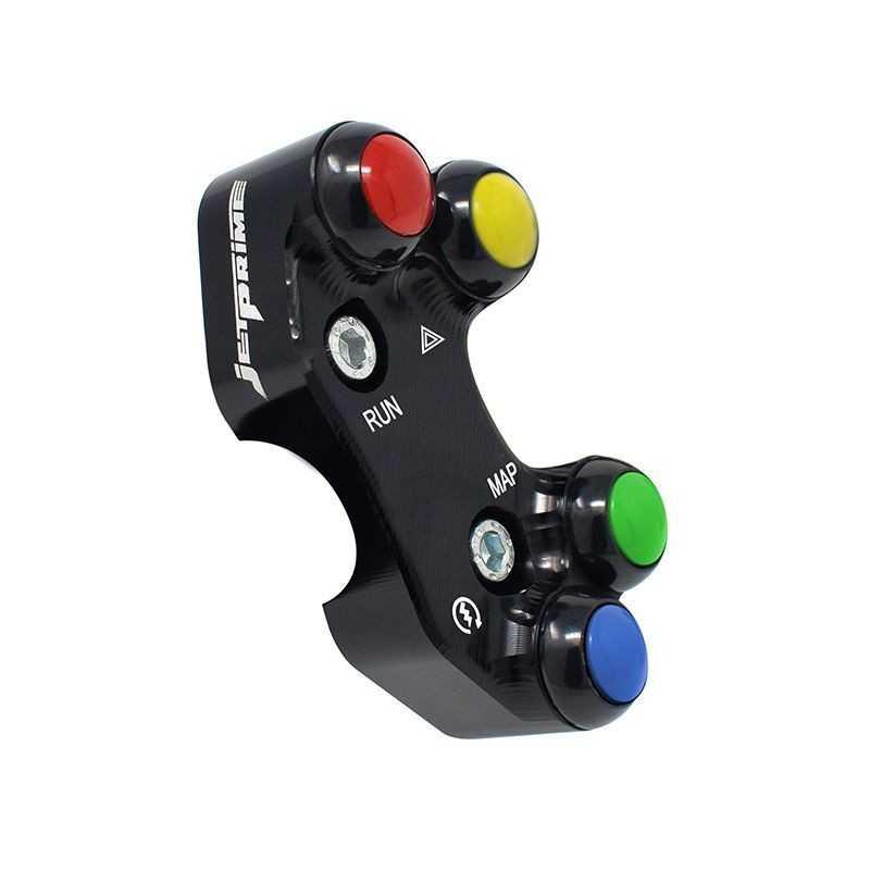 Right handlebar switch for MV Agusta Brutale 675 800 Pirelli (Master cylinder Brembo racing)