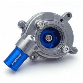 Enlarged water pump for MV Agusta