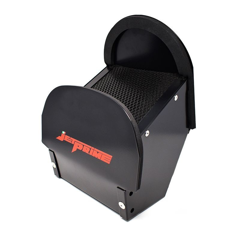 Enlarged airbox for Yamaha T-MAX 500