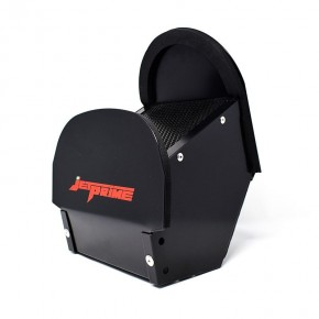 Enlarged airbox for Yamaha T-MAX 530