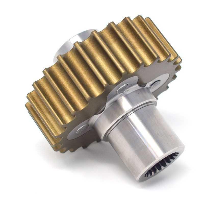 Pignone per Kymco AK 550 24 denti