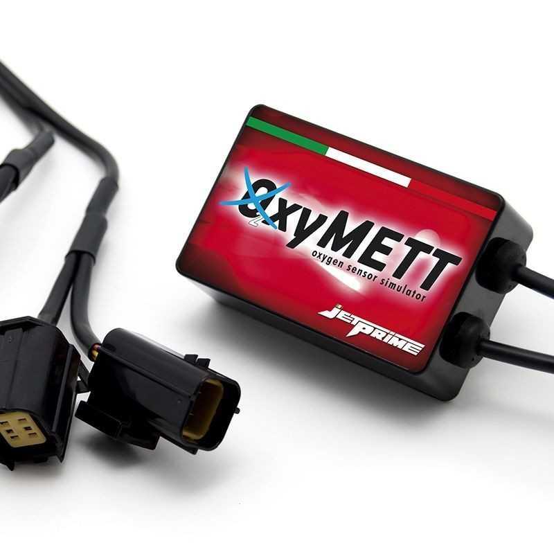 Lambda probe inhibitor Oxymett for Moto Guzzi V11 Le Mans (COX 005)