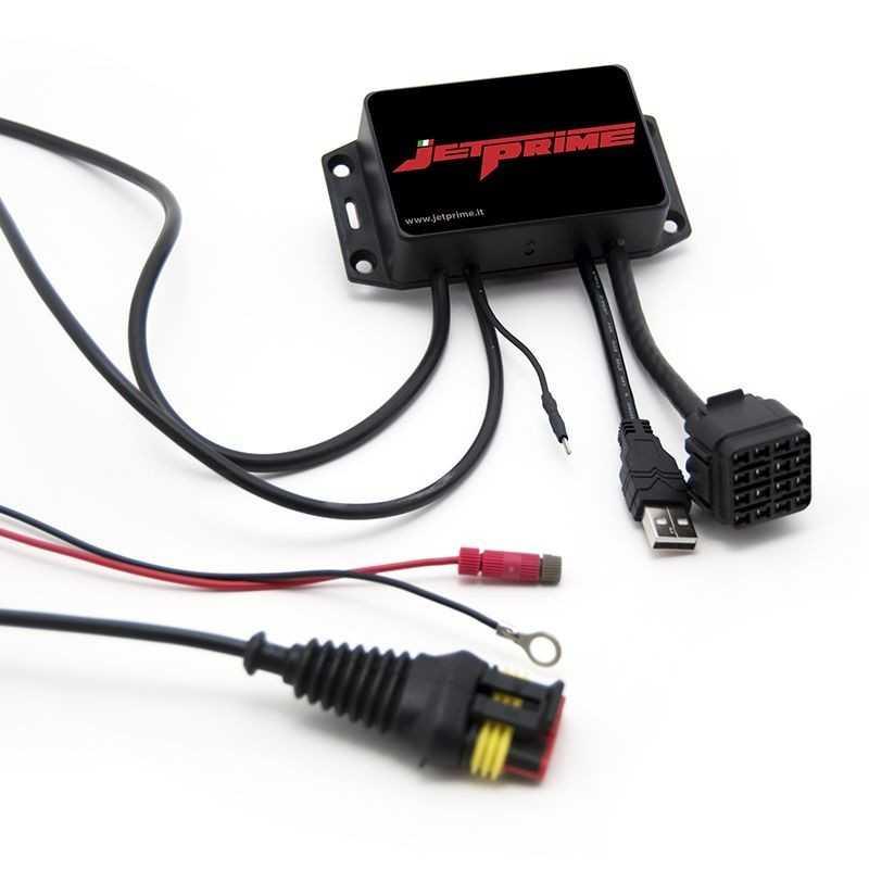 Jetprime programmable control unit for Ducati Hypermotard 1100 EVO/SP (CJP 012B)