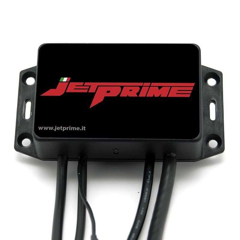 Centralina programmabile Jetprime per Moto Guzzi Bellagio - Aquila Nera (CJP 012B)