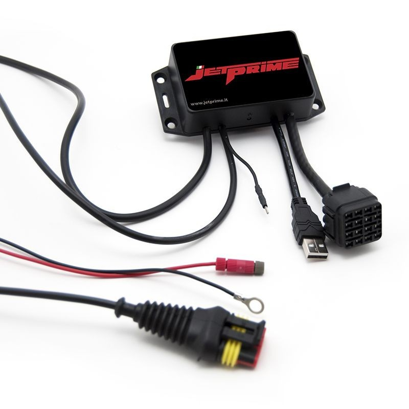 Jetprime programmable control unit for Moto Guzzi Quota ES (CJP 012B)