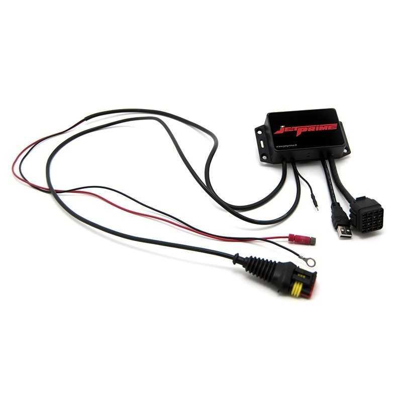 Jetprime programmable control unit for Yamaha TDM 900cc (CJP 112H)