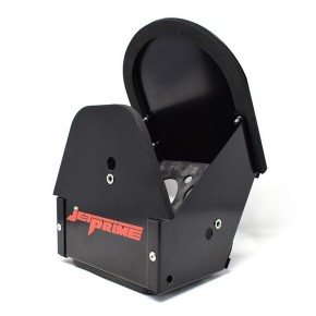 Enlarged airbox for Kymco AK 550
