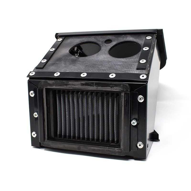 Airbox maggiorato per Kymco AK 550